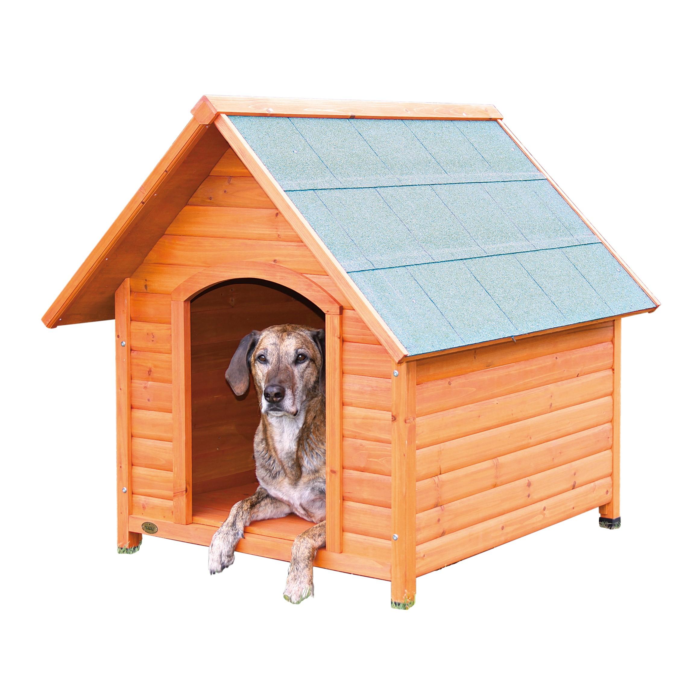 Trixie Pet Log Cabin Dog House (XL)