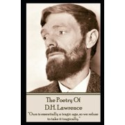 DH Lawrence, The Poetry Of (Paperback)