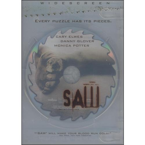 Saw (With INSTAWATCH) (Widescreen)
