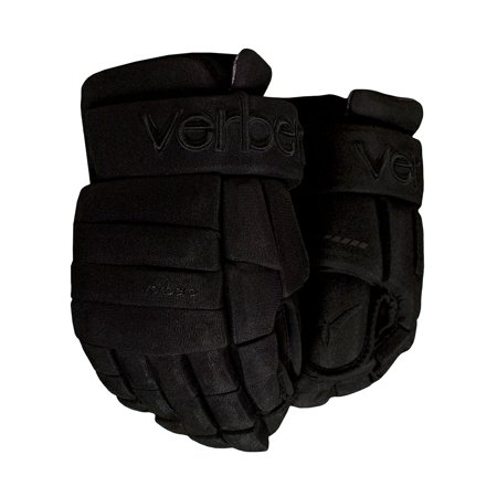 Verbero Cypress 4-Roll Hockey Gloves (Black Midnight)