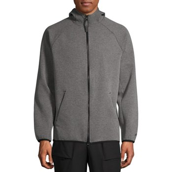 Russell Men's and Big Men's Active Fusion Knit Jacket