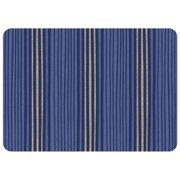 Bungalow Flooring Premium Comfort Hand Painted Stripe Mat