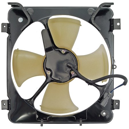 Dorman (OE Solutions) 620-218 Air Conditioner Condenser Fan OE Solutions (TM) OE Replacement; 100 Percent New; Fully Assembled For Ease Of Installation - image 1 of 1