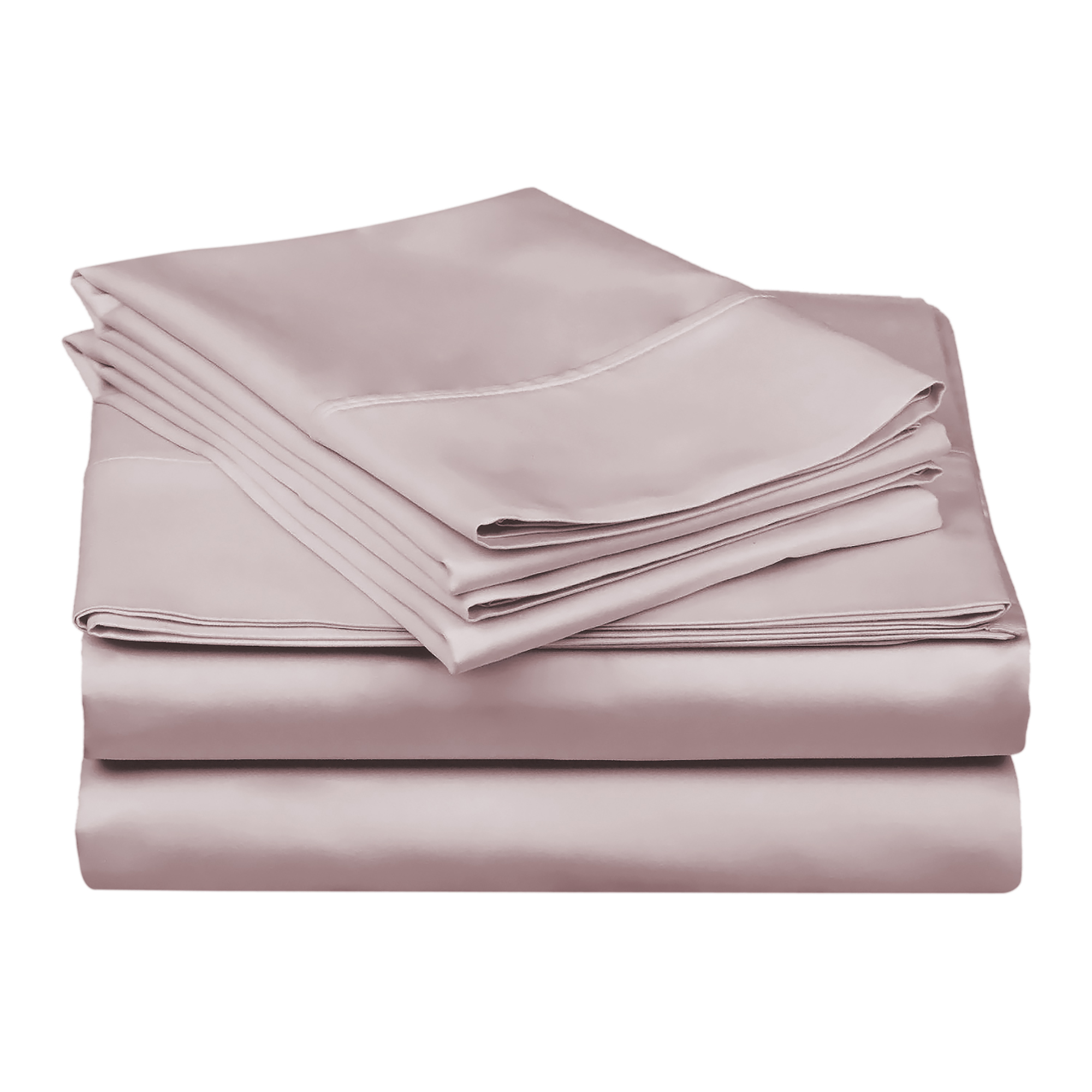Superior 300 Thread Count Quality Long-Staple Combed Cotton Deep Pocket Solid Sheet Set