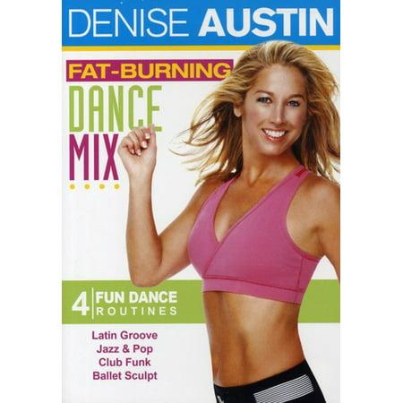 Fat Burning: Dance Mix (DVD)