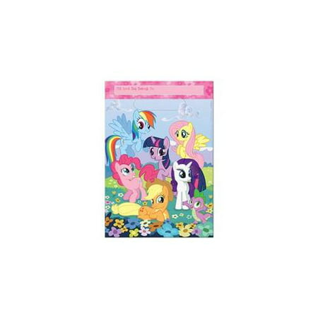 Sacks For Sack Races (American Greetings My Ltl Pny Treat Sacks)