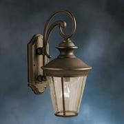 Kichler Eau Claire 934 Outdoor Wall Lantern - Olde Bronze