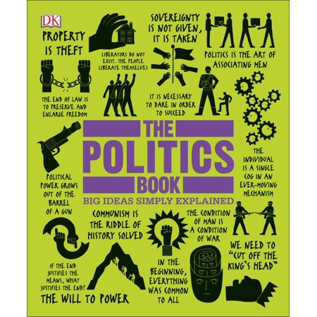 The Politics Book : Big Ideas Simply Explained for $<!---->