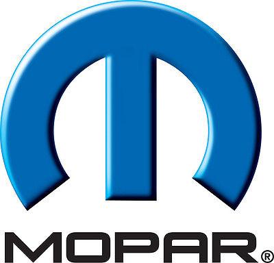 Radiator Coolant Hose MOPAR 52028826AC fits 02-03 Dodge Ram 1500 4.7L-V8