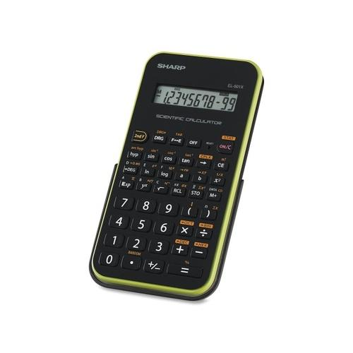 Sharp EL501X Scientific Calculator SHREL501XBGR