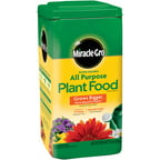Miracle-Gro Water Soluble All Purpose Plant Food, 5 lbs