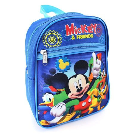 0a0a0af2e50 AST Toys - Mickey Mouse Boys Kids Toddler Preschool Mini Backpack Baby 10