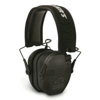 Walker's Razor Quad Electronic Bluetooth Muff (Black)