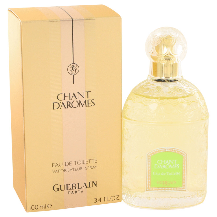 CHANT D'AROMES by Guerlain Eau De Toilette Spray 3.4 oz