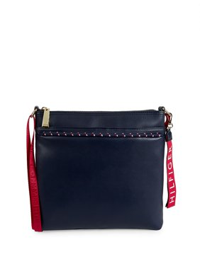 56ba6223950 Product Image Devon Trimmed Crossbody Bag. Tommy Hilfiger