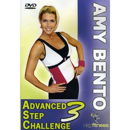 Advanced Step Challenge 3 With Amy Bento