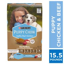 Dog Food: Purina Puppy Chow Natural