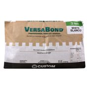 Custom Building Products 50 Lb VersaBond Flex Fortified Thin Set Mortar  MTWS50