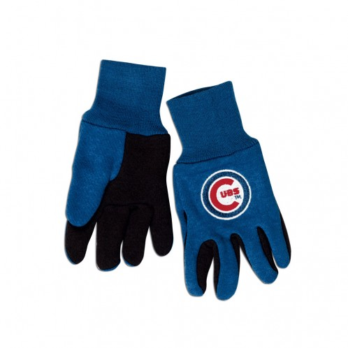 Chicago CubsKids Two Tone Gloves