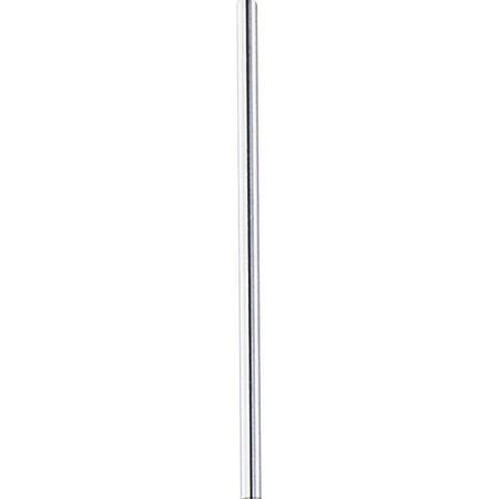 ET2 Lighting ESTR04512PC ET2 Contemporary Lighting Extension Rod in Polished Chrome finish
