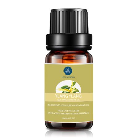 Ylang Ylang Essential Oil, Premium Therapeutic Grade,10ml