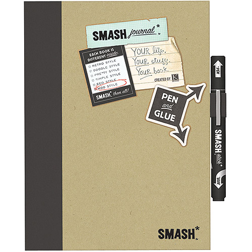 K&Company SMASH Mod Black SMASH Folio Album