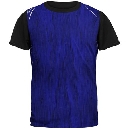 Halloween Peacock Feathers Costume All Over Mens Black Back T Shirt](Take Back Halloween)
