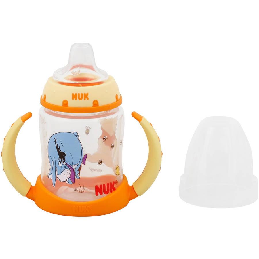 NUK Disney 5oz Silicone Spout Learner Cup, BPA-Free