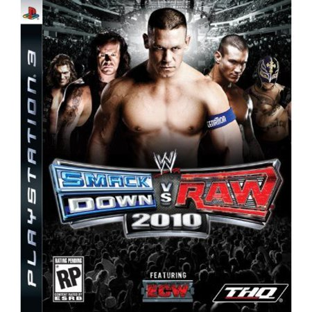 Sony Wwe Smackdown Vs Raw 2010