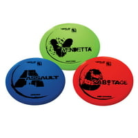 Verus Sports Expert Disc Golf Set