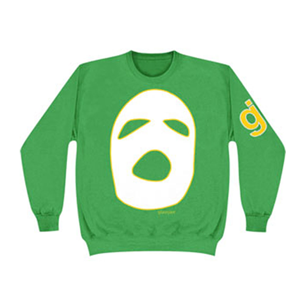 Glassjaw Men's  Sweatshirt Green
