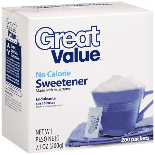 Great Value: No Calorie Sweetener, 7.1 Oz