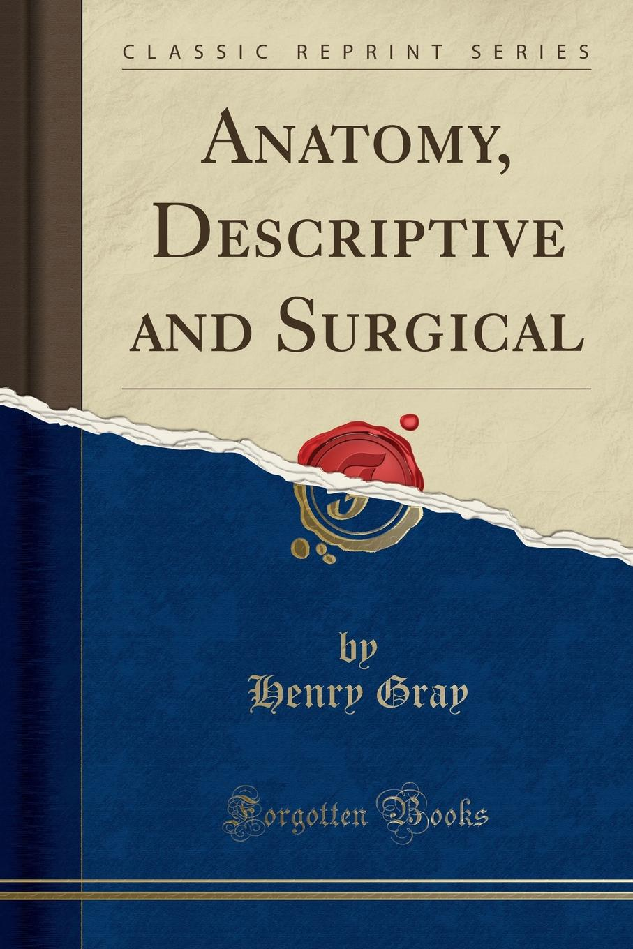 Anatomy, Descriptive and Surgical (Classic Reprint) - Walmart.com