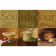 BuyMATS Inc. Cushion Comfort Soup du Jour Kitchen Mat