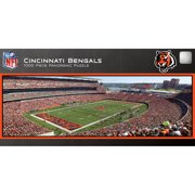 MasterPieces Cincinnati Bengals 1000PC Panoramic Puzzle