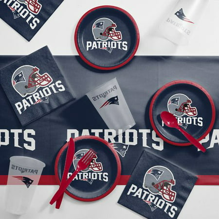 New England Patriots Tailgating Kit - New England Patriots Decorations