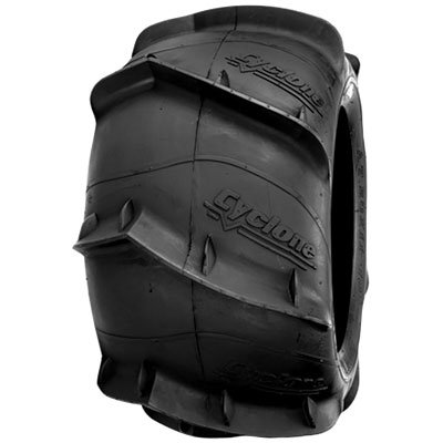 Sedona Cyclone Rear Sand Tire 20x11-10 R/H (8 Paddle) for Honda TRX 400EX -