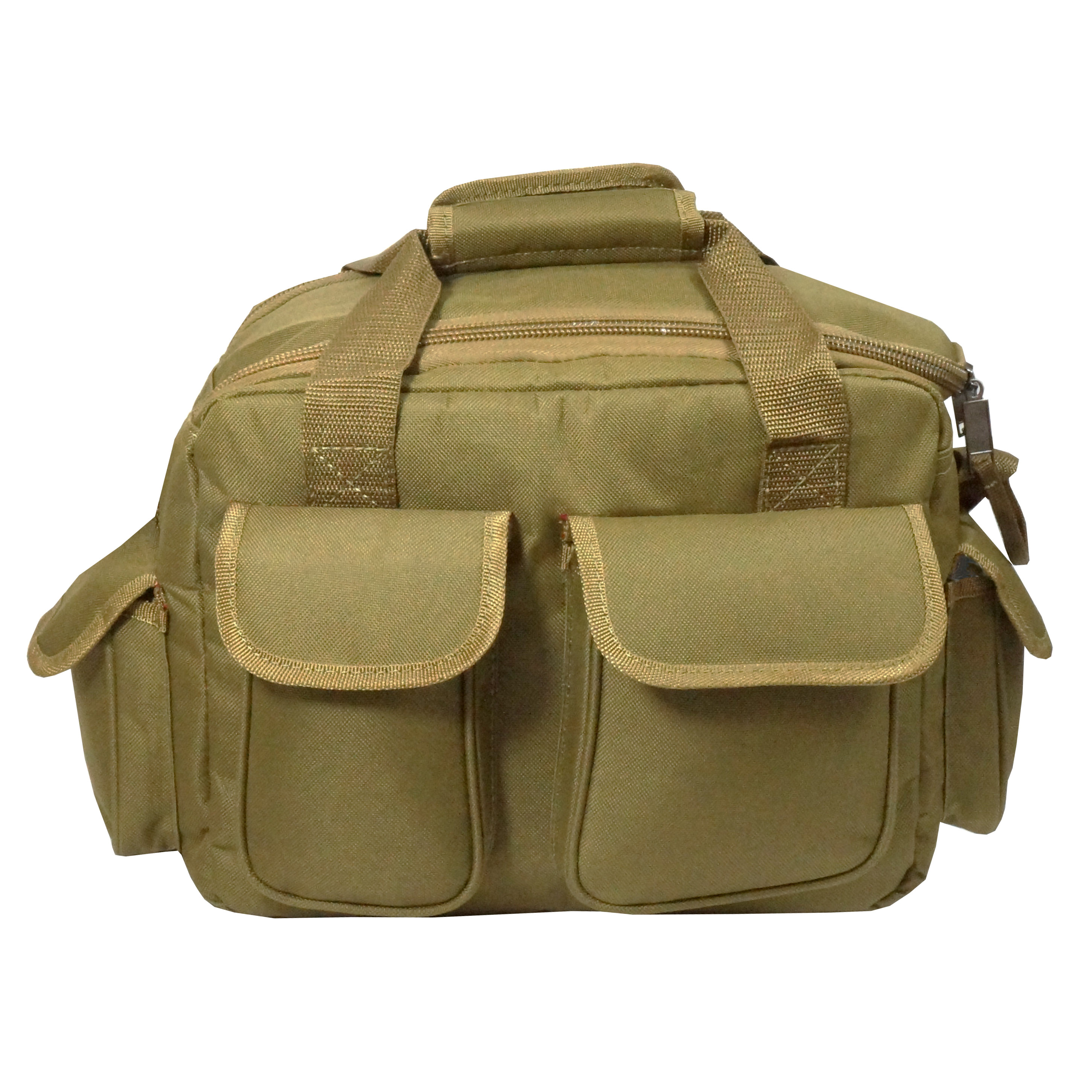 Every Day Carry Tactical Shooters Shoulder Messenger Padded Storage Range Bag