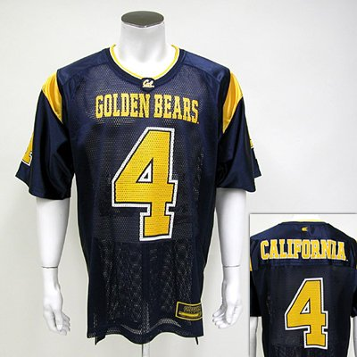 quality design 9db9e 950ae California Golden Bears Youth Colosseum Rivalry Printed Football Jersey - #4