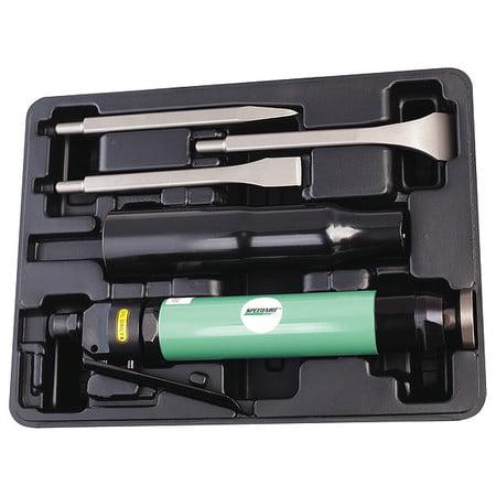 """Speedaire 3AAH6 Needle Scaler Kit 18""""L 1-17/32"""" Stroke"""