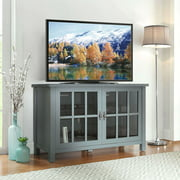 """Better Homes & Gardens Oxford Square TV Stand for TVs up to 55"""", Blue"""