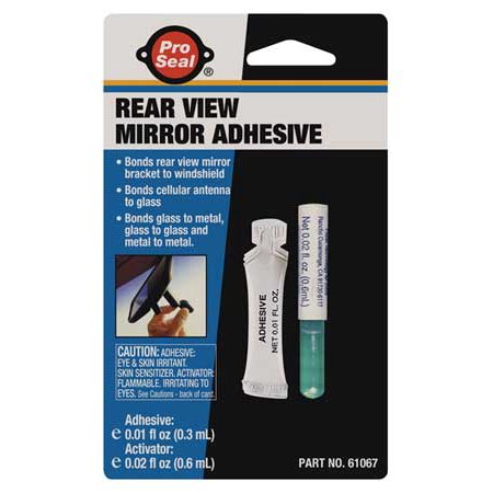 Instant Adhesive,0.01/0.02 fl. oz.,Clear PRO SEAL 61067