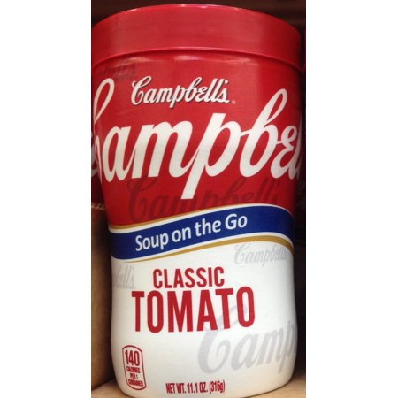 8 PACKS : Campbell