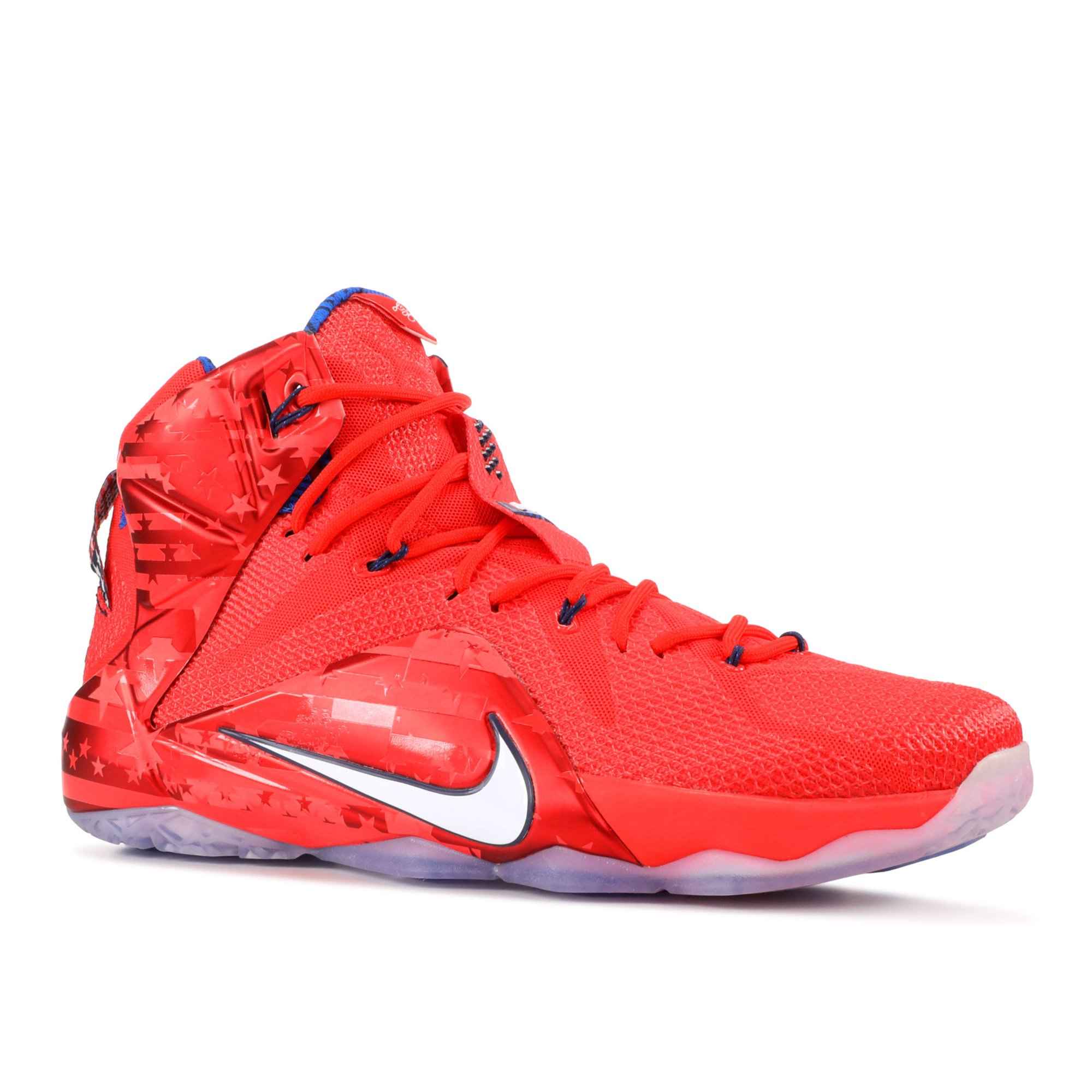 ea7be4649a3c Nike - Men - Lebron 12  Usa  - 684593-616 - Size 10