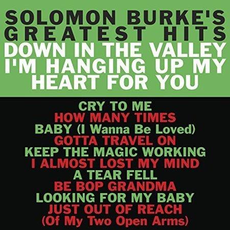Solomon Burke's Greatest Hits (CD)