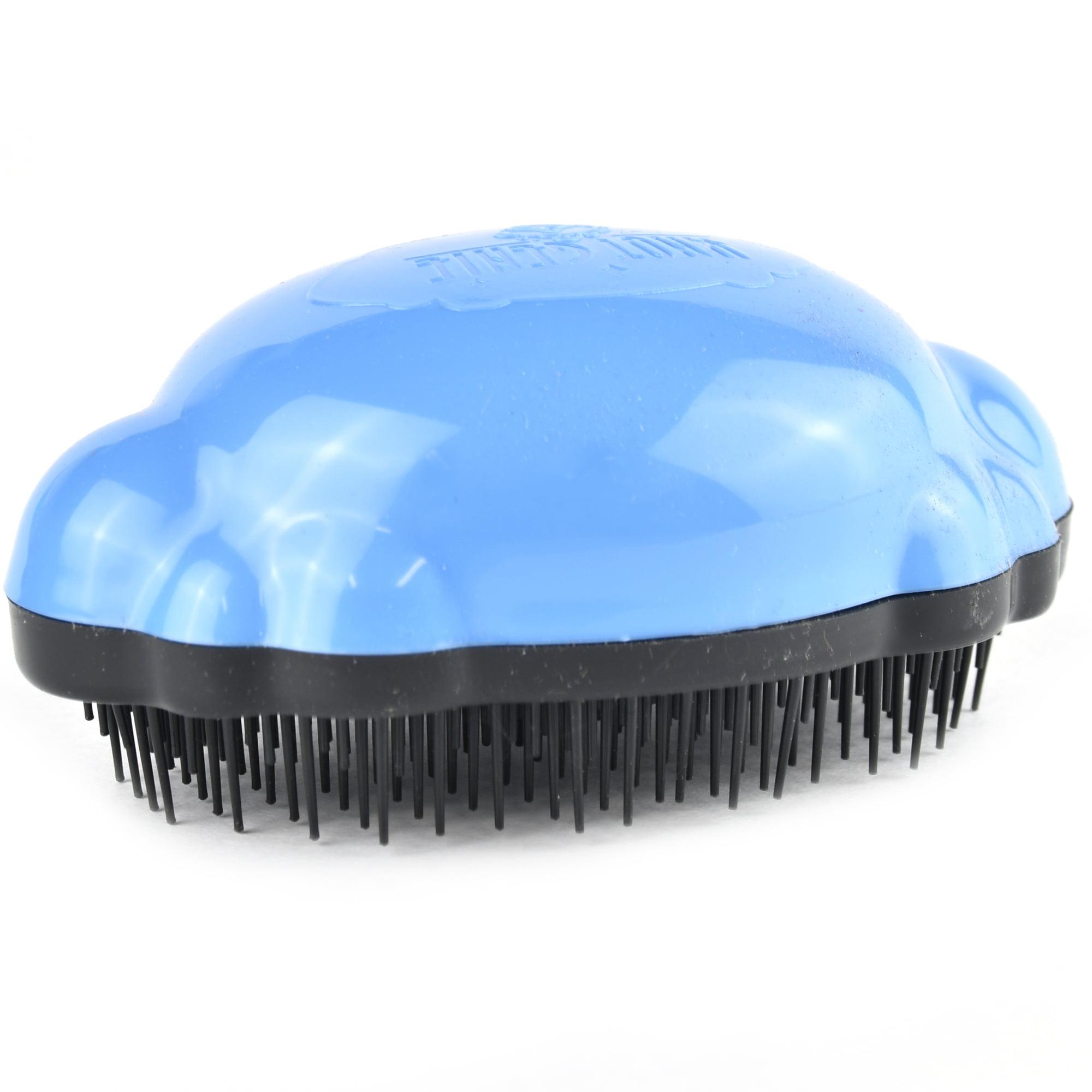 Knot Genie - Teeny Detangling Wet/Dry Hairbrush - Mystical Cloud