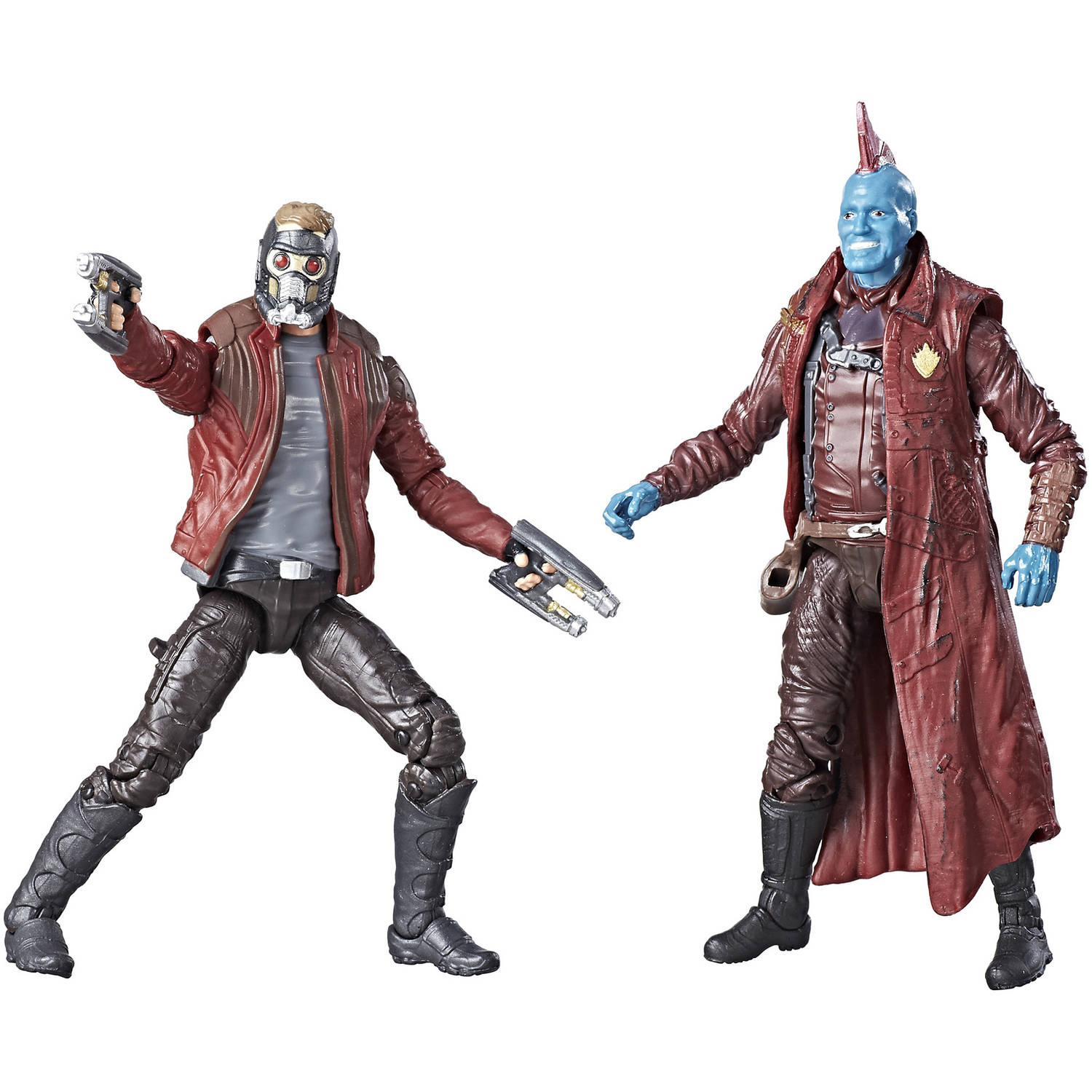 Marvel Legends Guardians of the Galaxy Star-Lord & Yondu 2pk