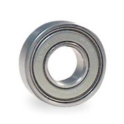 NTN Radial Ball Bearing,Shield,7.938mm Bore, 608ZZ/7.938PX2/5C
