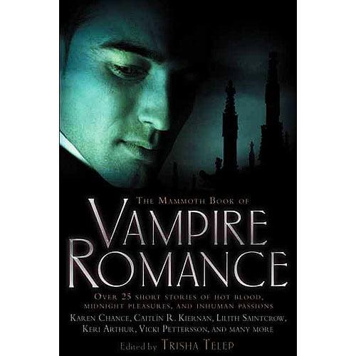 The Mammoth Book of Vampire Romance