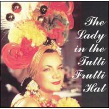 Lady in Tutti Frutti Hat Soundtrack - Carmen Miranda Costumes